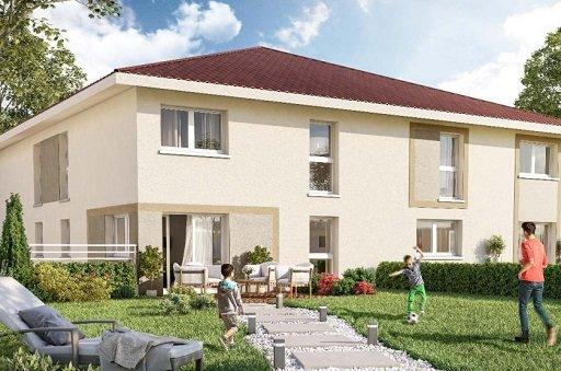 Programme Appartement - Bons-en-Chablais