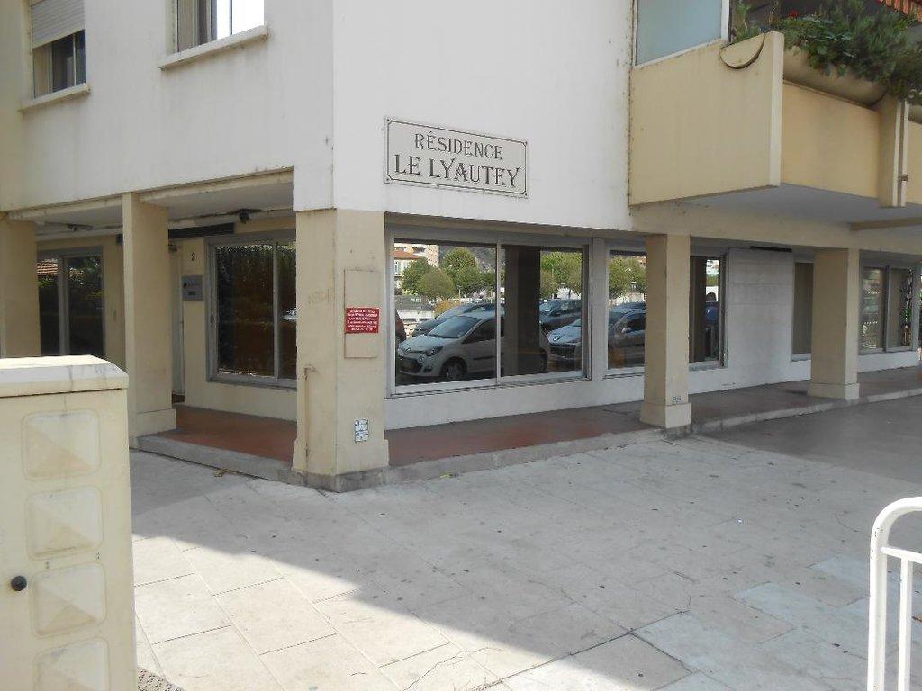Local commercial - Nice Quai Lyautey