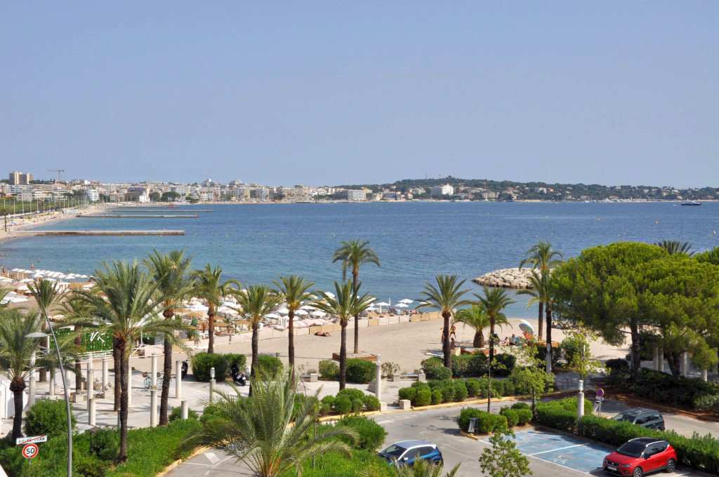 Wonderful studio in luxury residence on the seaside, Golfe Juan