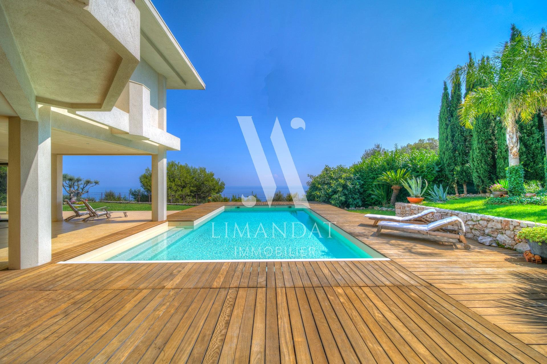 LA TURBIE - EXCEPTIONAL VILLA 350 m2