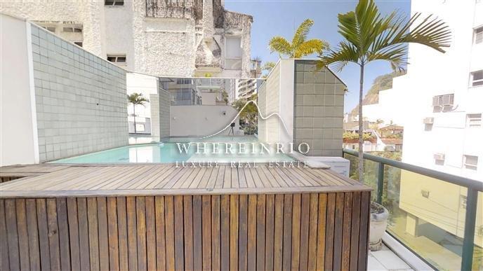 Vente Penthouse - Rio de Janeiro Leblon - Brésil