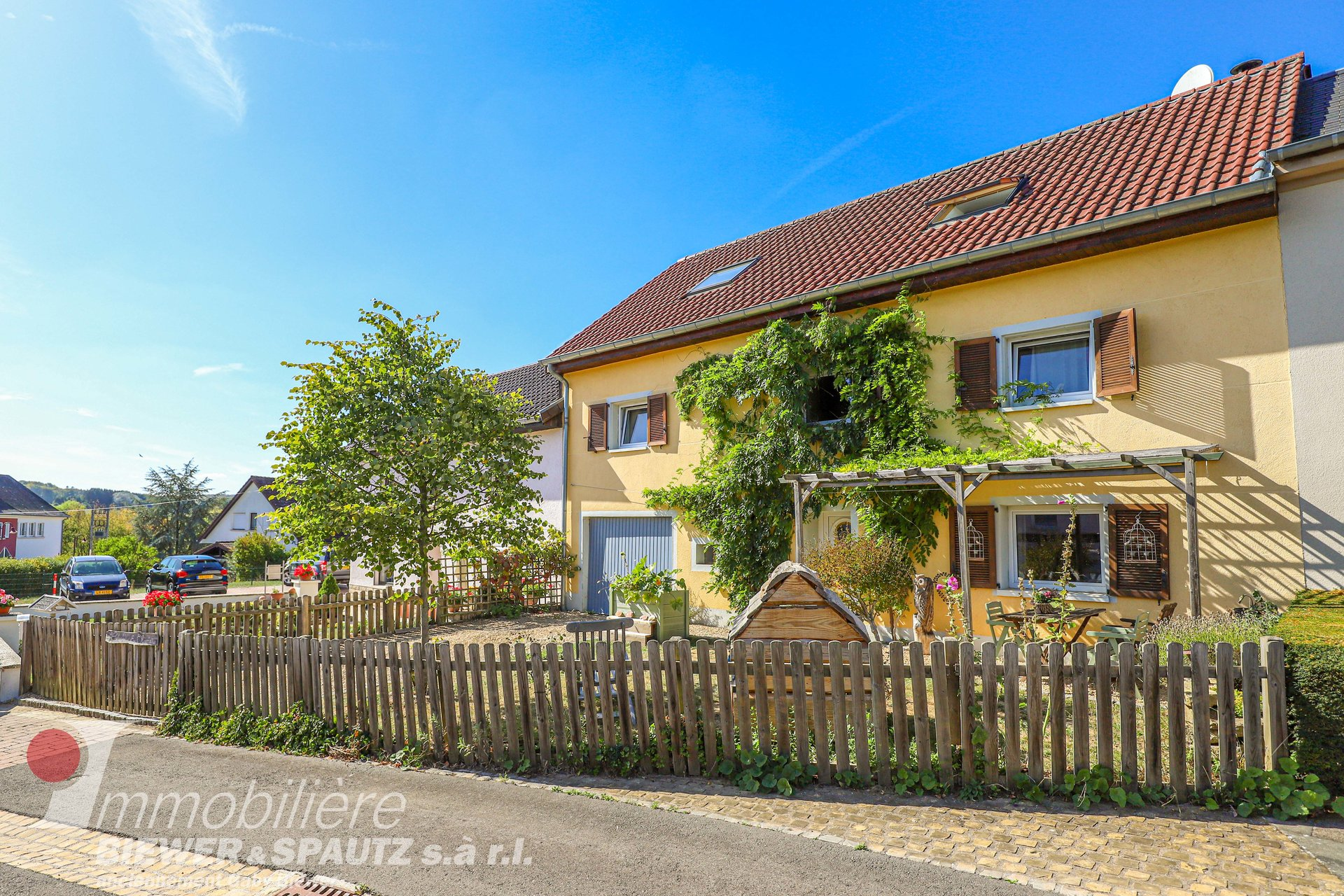 SOLD - house in Ernster with 3 bedrooms