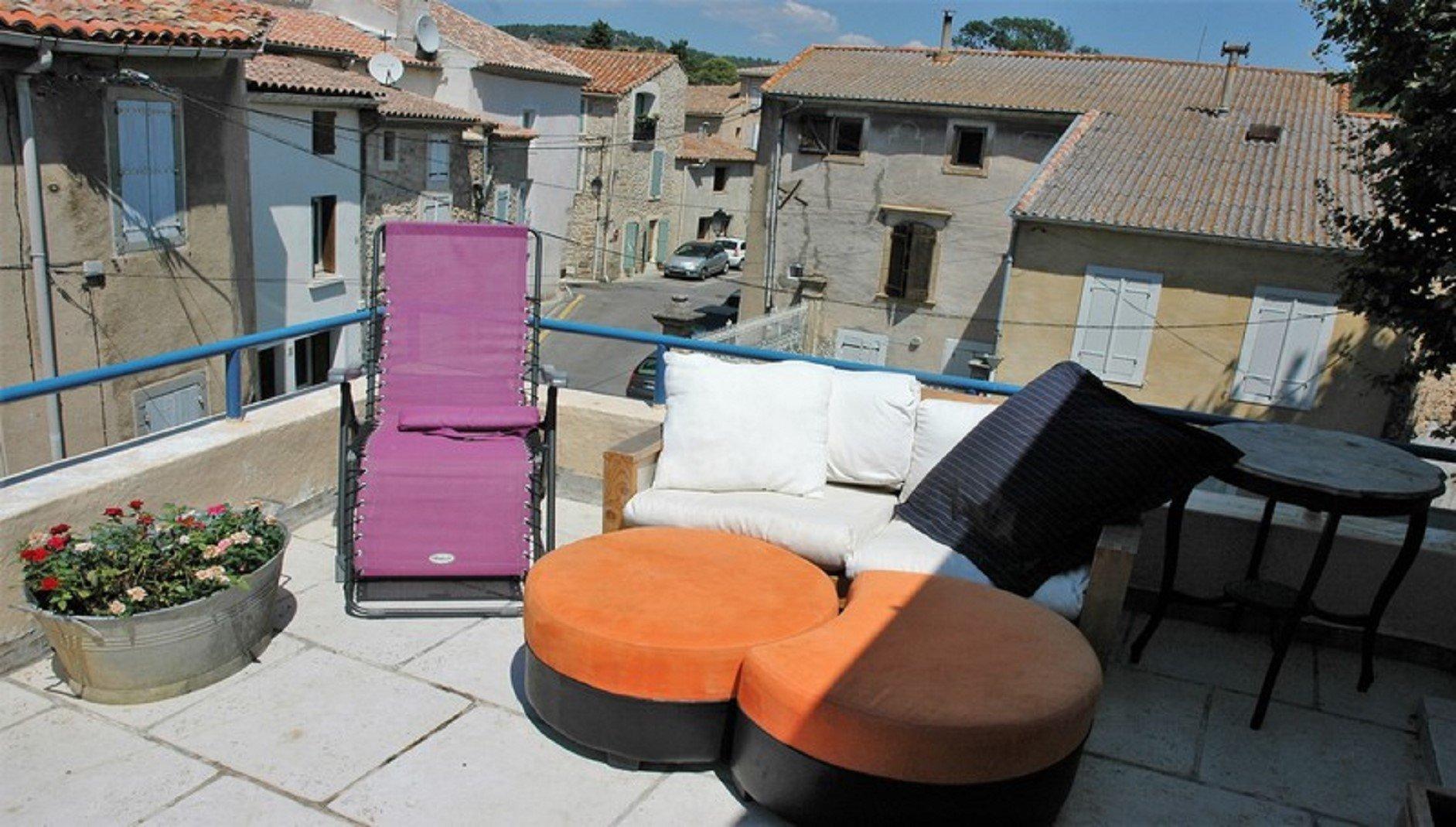 Charmante village house avec un jolie terrasse