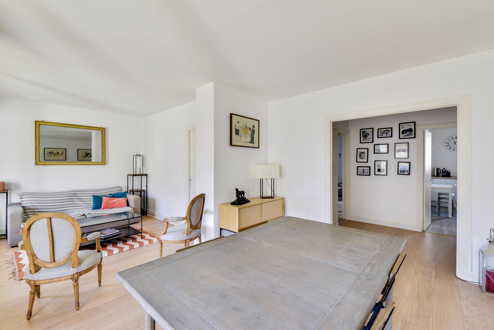 Appartement 2 chambres Boulogne proche Marcel Sembat