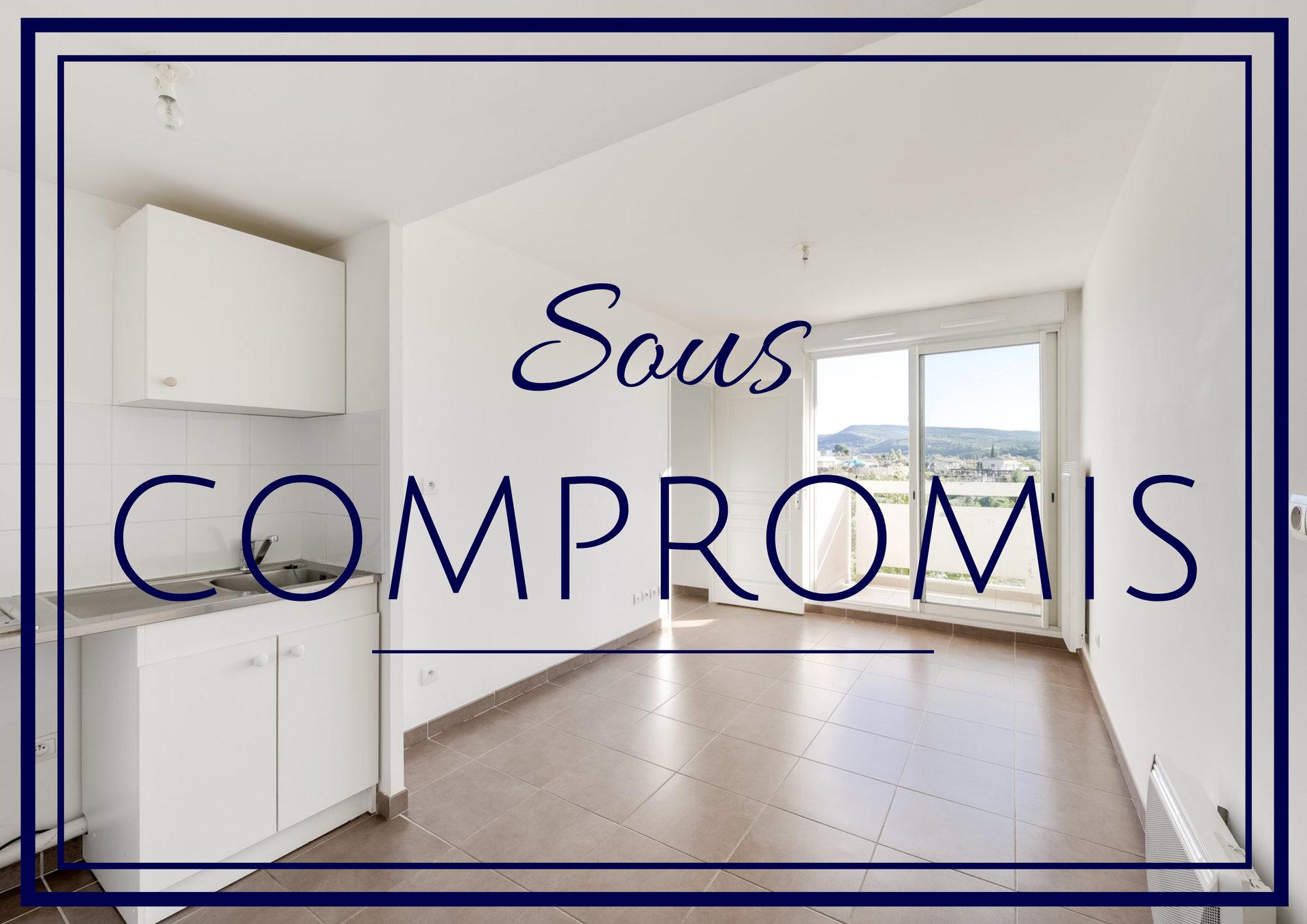 Appartement type 2 + garage dans résidence récente à La Ciotat