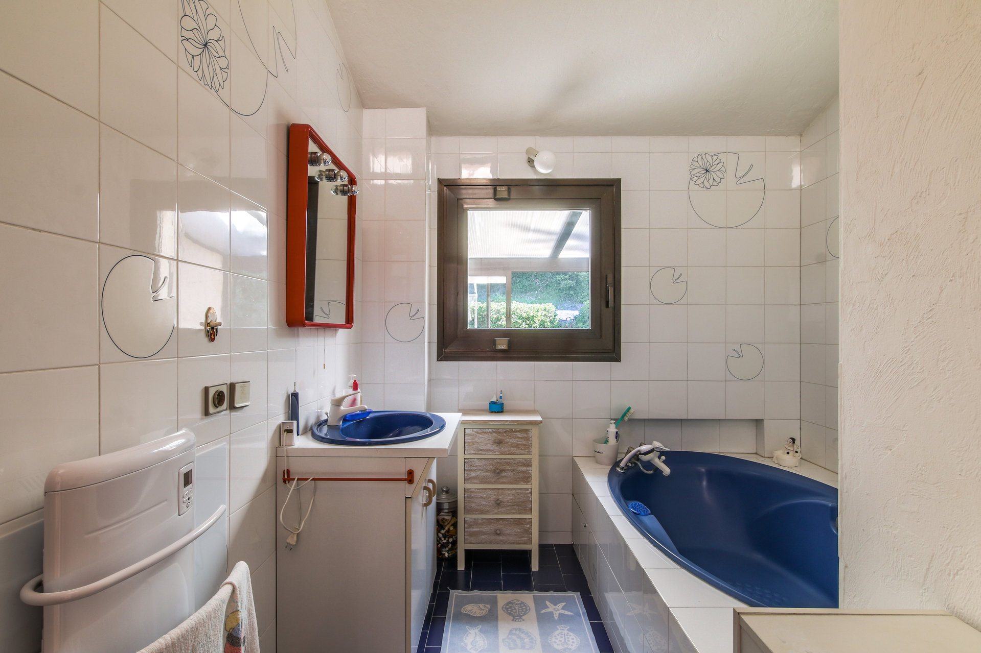 普罗旺斯-阿尔卑斯-蔚蓝海岸, Biot 4卧3卫曾经整修过的房产别墅