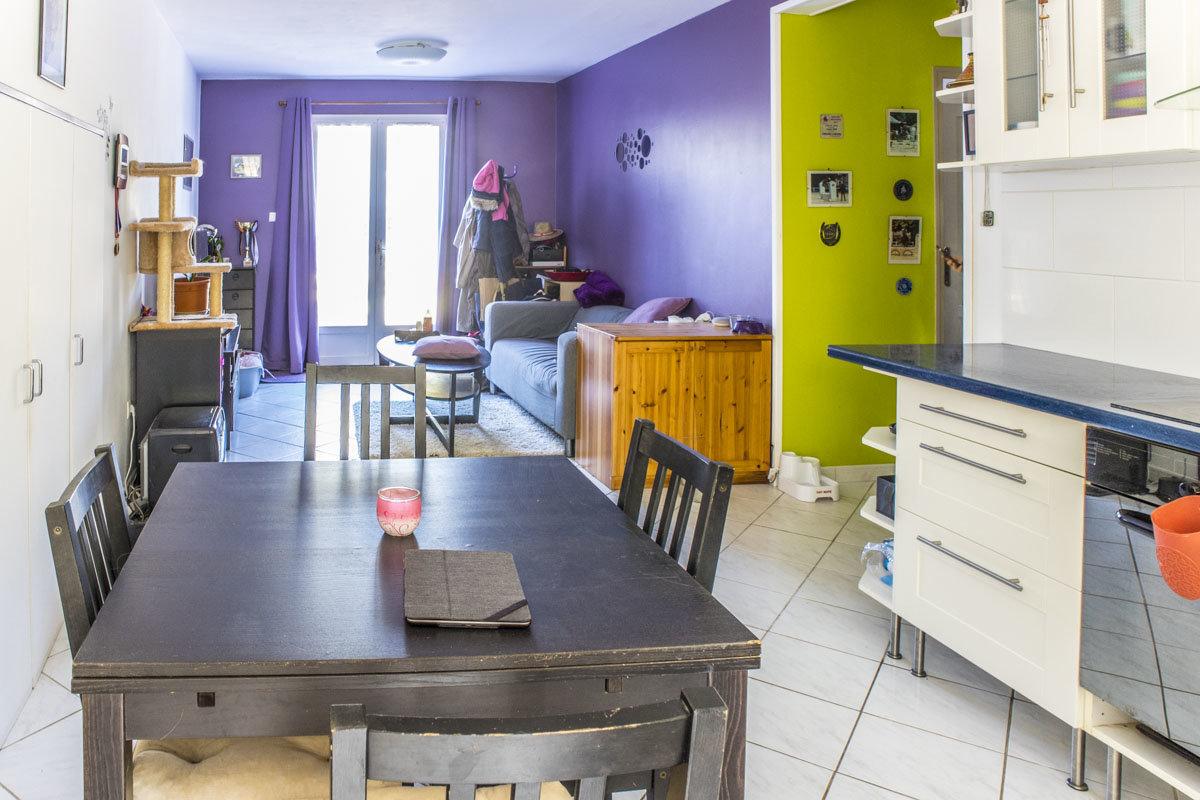 maison 3 pièces à Bazainville