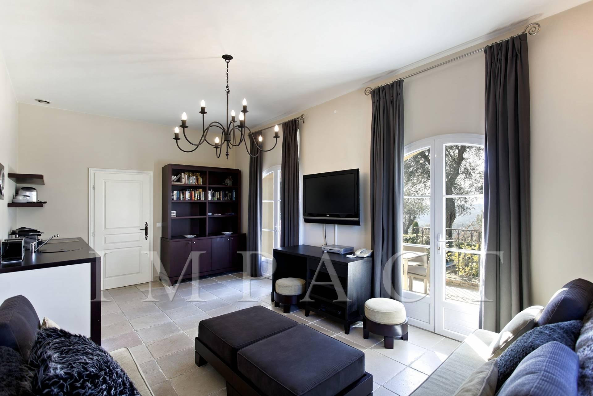 Luxurious villa to rent Mougins