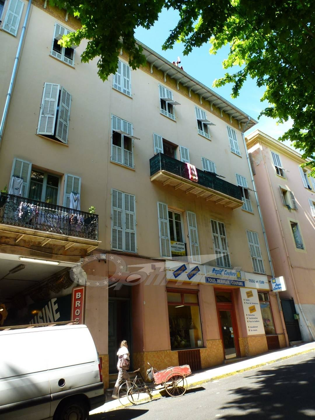 Rental Apartment - Menton Centre