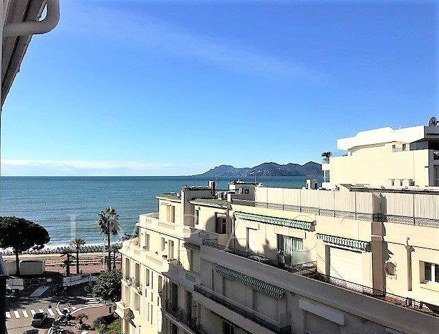CANNES LA CROISETTE PALACE MIRAMAR 5TH FLOOR 3 ROOMS