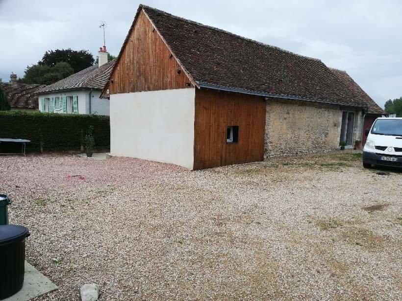maison pierre rénovée