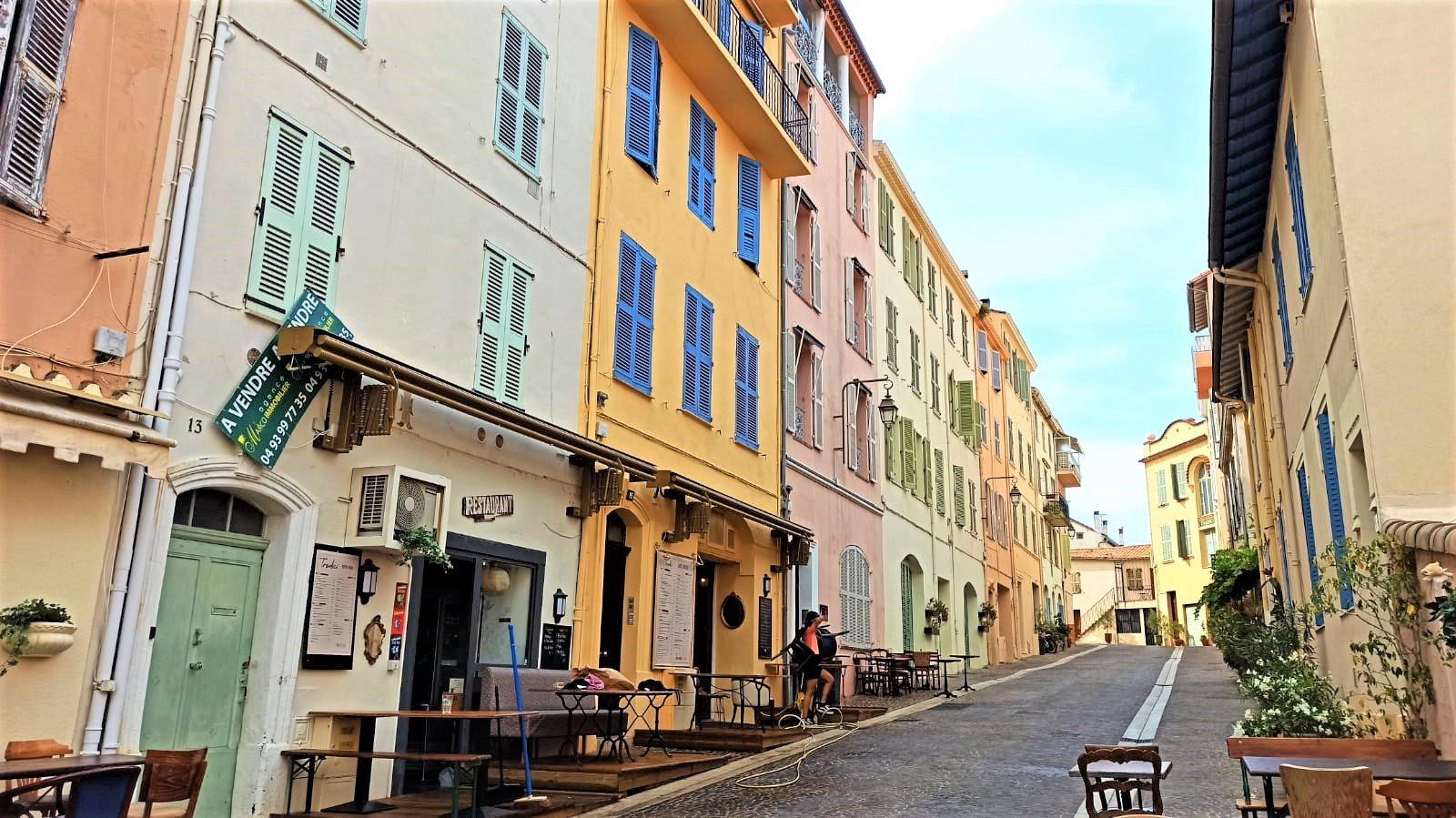 Cannes Suquet - Rue piétonne - Beau Studio/Cabine -