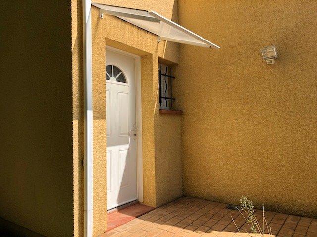 Jolie maison individuelle T4 avec jardinet