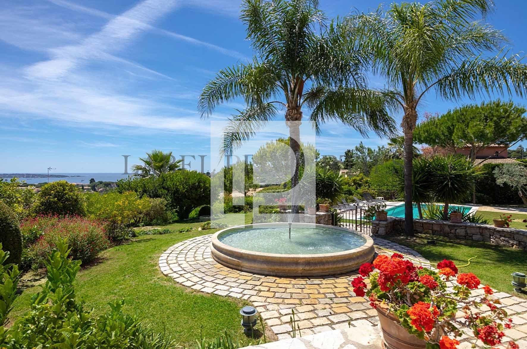 PROPERTY SEA VIEW AND CAP D'ANTIBES