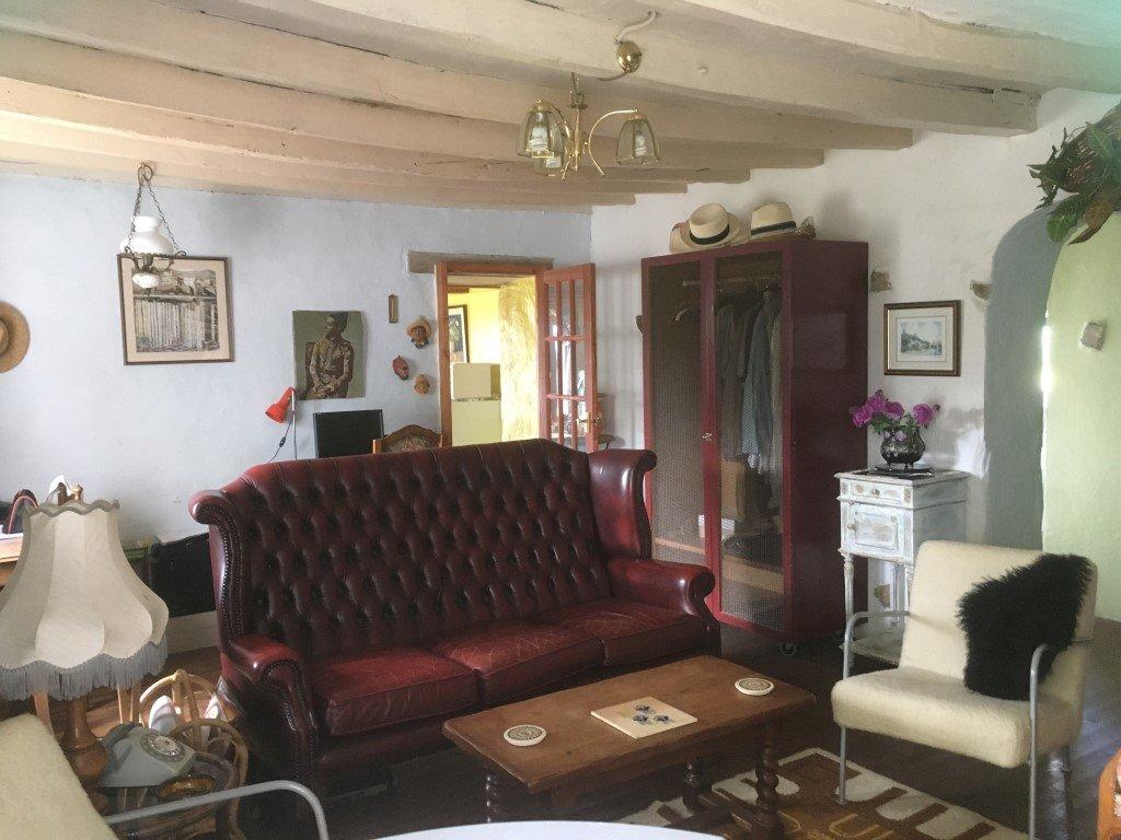 Ferienhaus mit Panoramablick zum Verkauf im Burgund