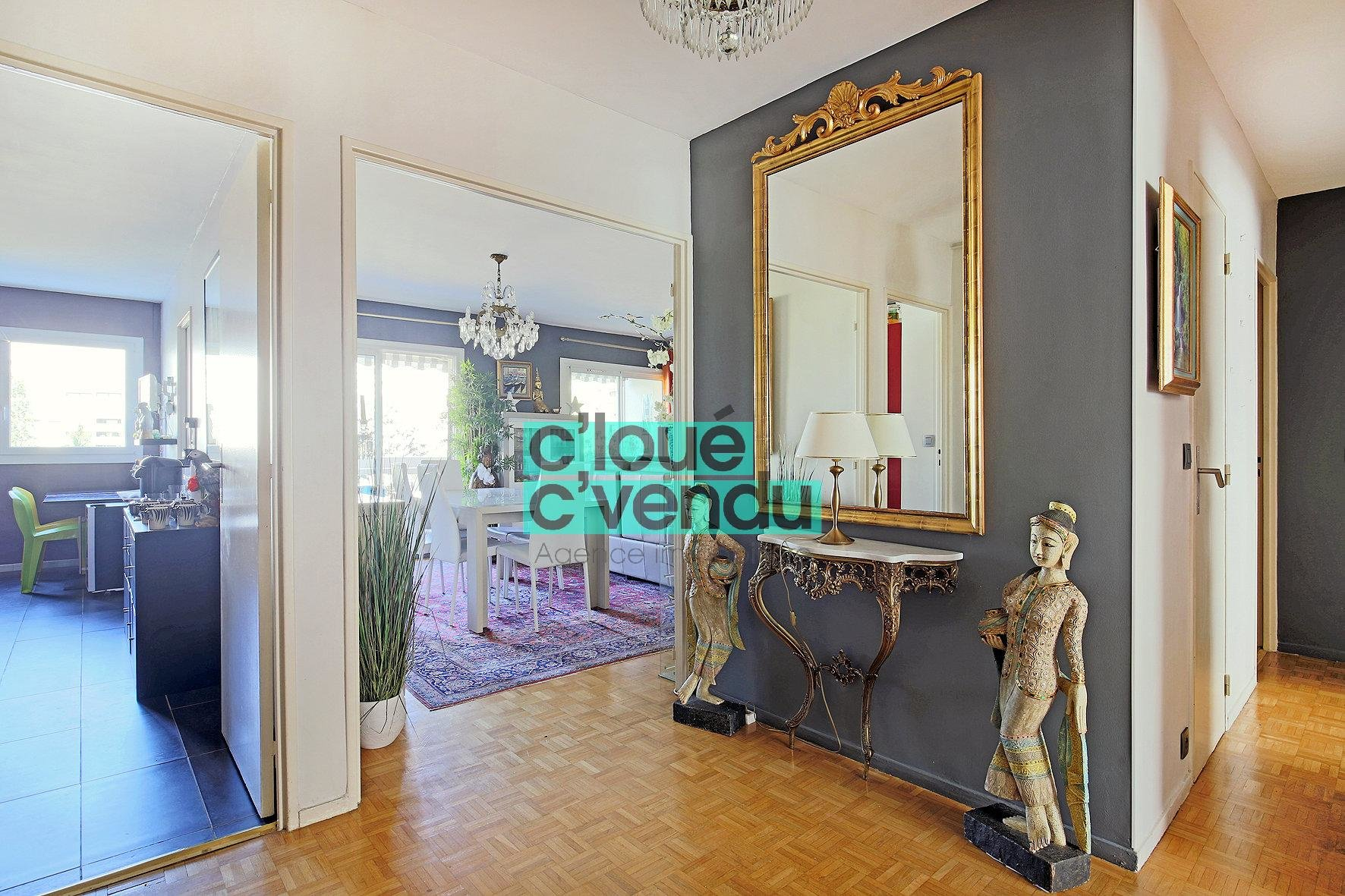 T3 88 m² VIAGER OCCUPE à CALUIRE Montessuy