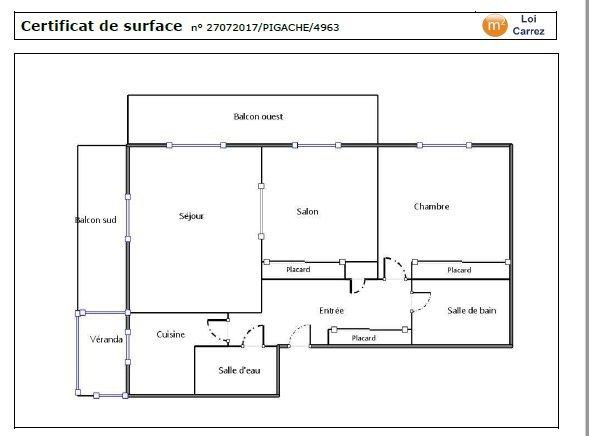 3p 2EME terrasse cave et garage