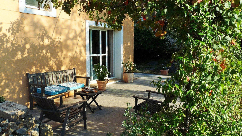 Villa 4 Pièces - 500m au village Saint Cezaire sur siagne