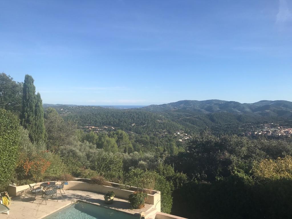 Magnifique Villa Provencal - 180° panoramic Mer et Lac - 5 Chambres - LE TIGNET