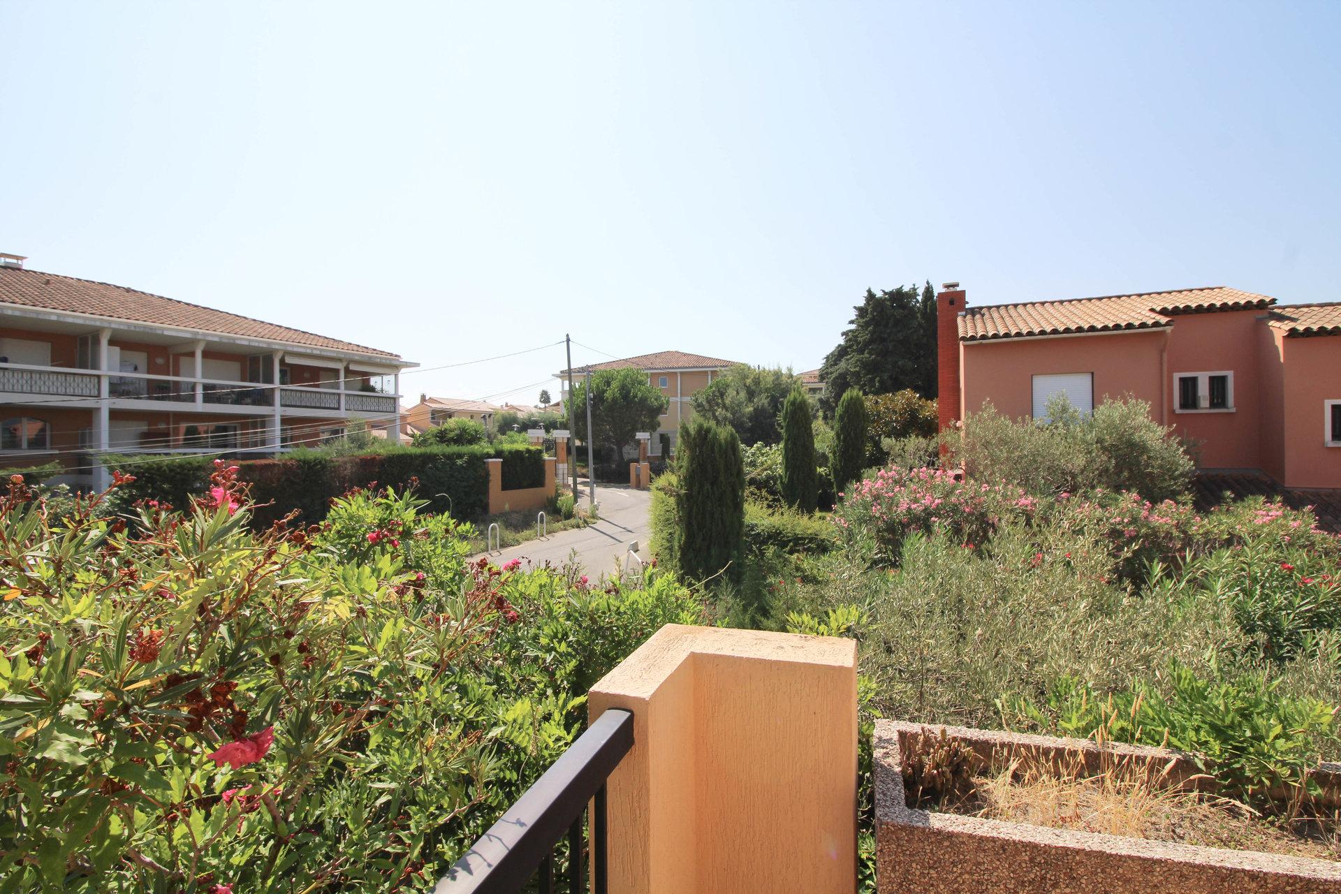 Maison, Cannes, croix des gardes, terrasse, parking