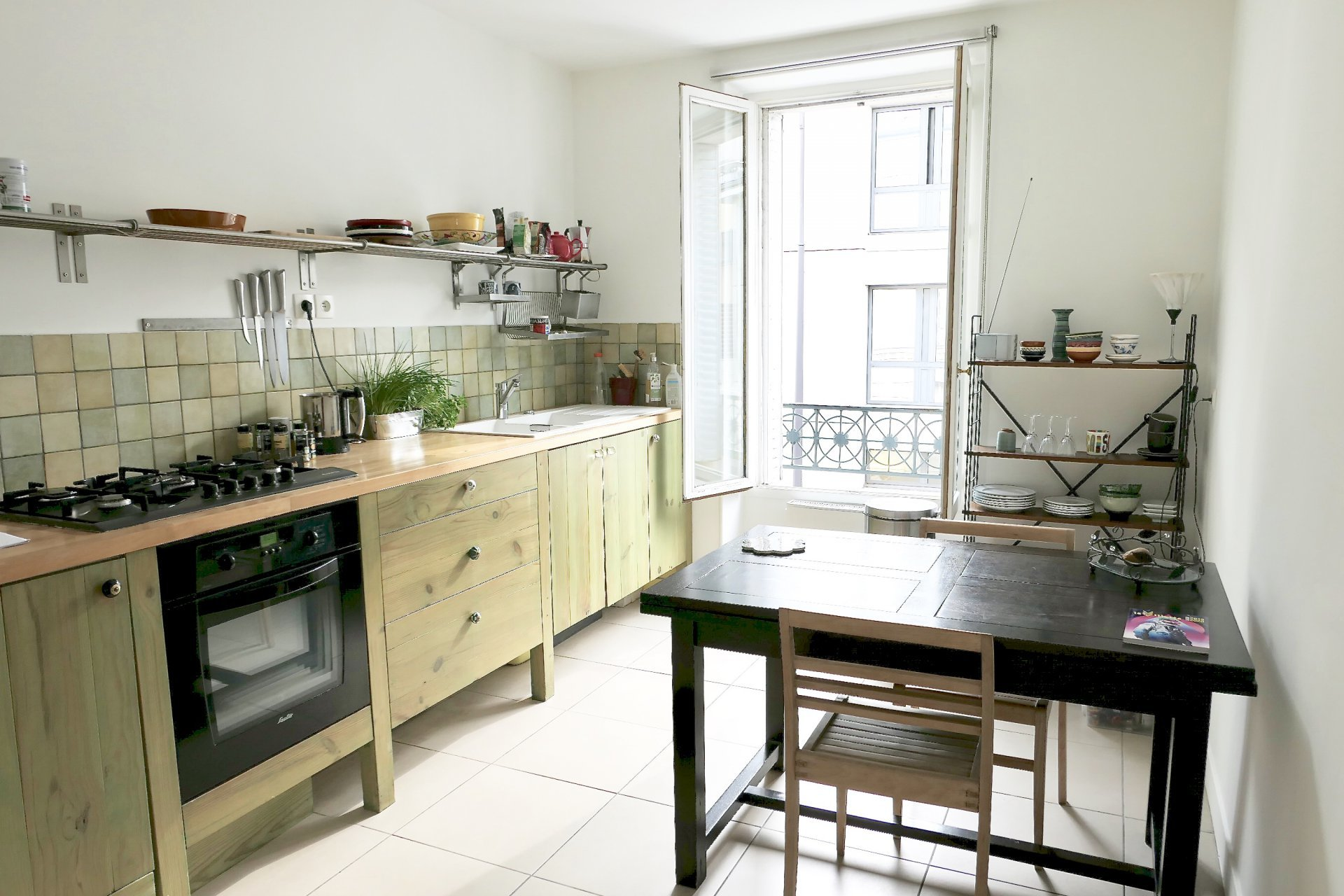 Vente Appartement - Paris 20ème