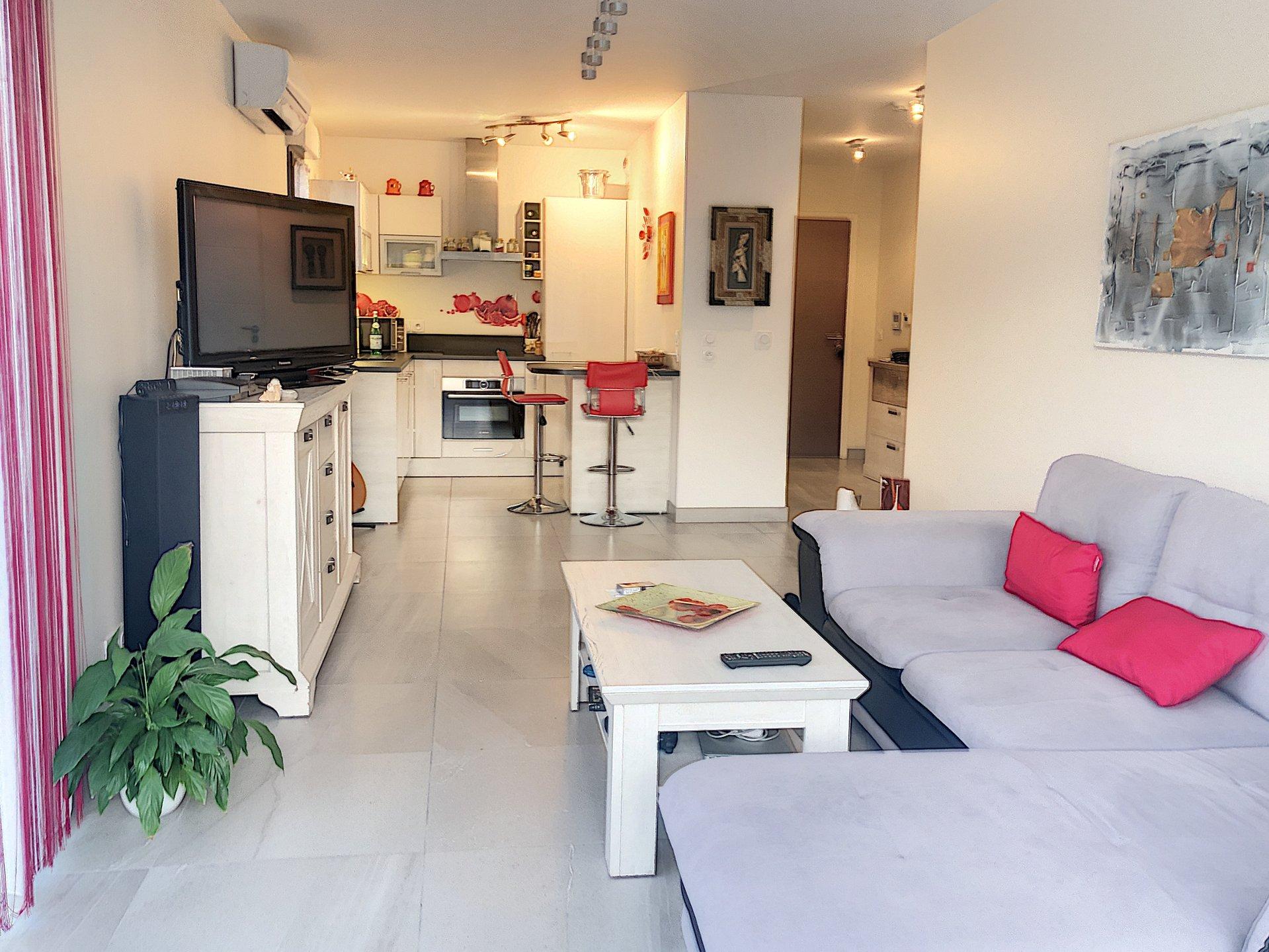 Appartement 2 pièces 48m2 LES VESPIN - SAINT LAURENT-DU-VAR