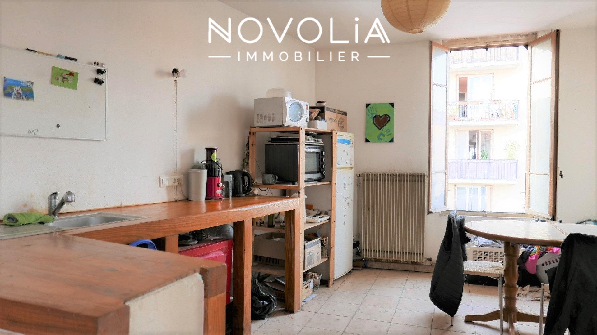 Achat Appartement Surface de 49 m²/ Total carrez : 49 m², 3 pièces, Villeurbanne (69100)