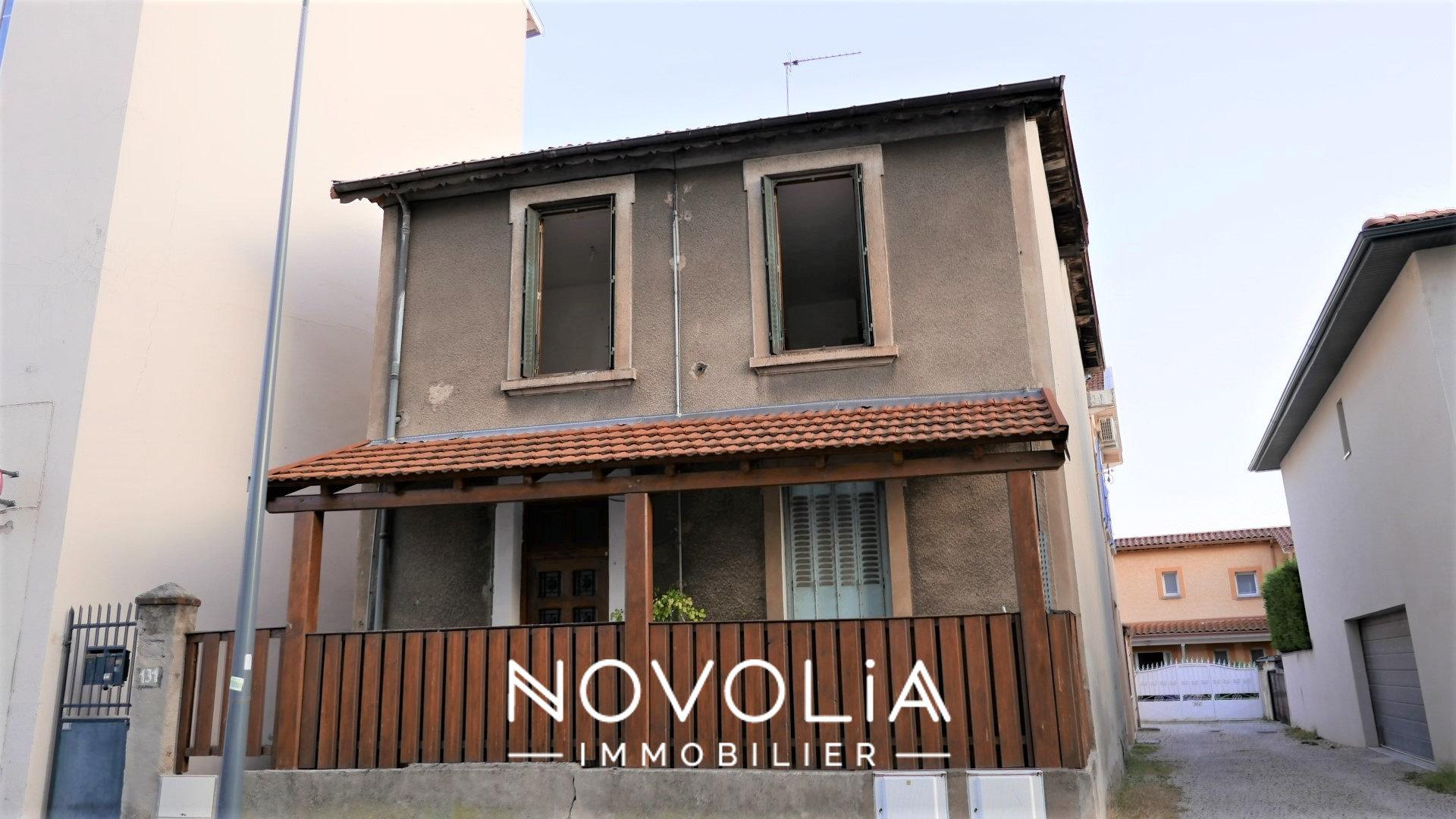 Achat Appartement, Surface de 49 m²/ Total carrez : 49 m², 3 pièces, Villeurbanne (69100)