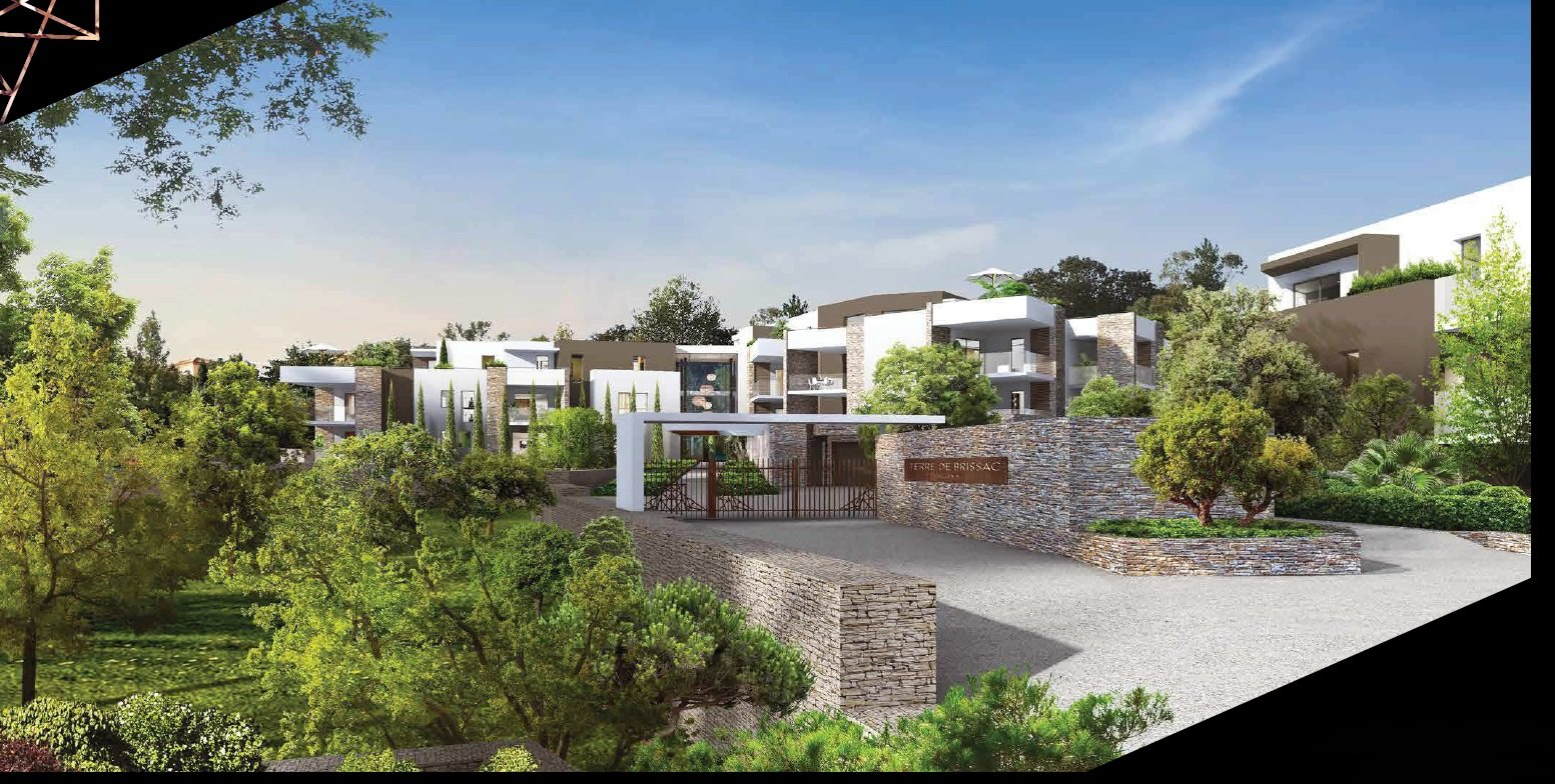 Saint GELY DU FESC Appartement 2 Pièces avec terrasse