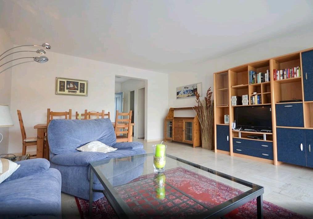SALE Apartment 4 Rooms Villeneuve-Loubet Marina Baie des Anges Views'