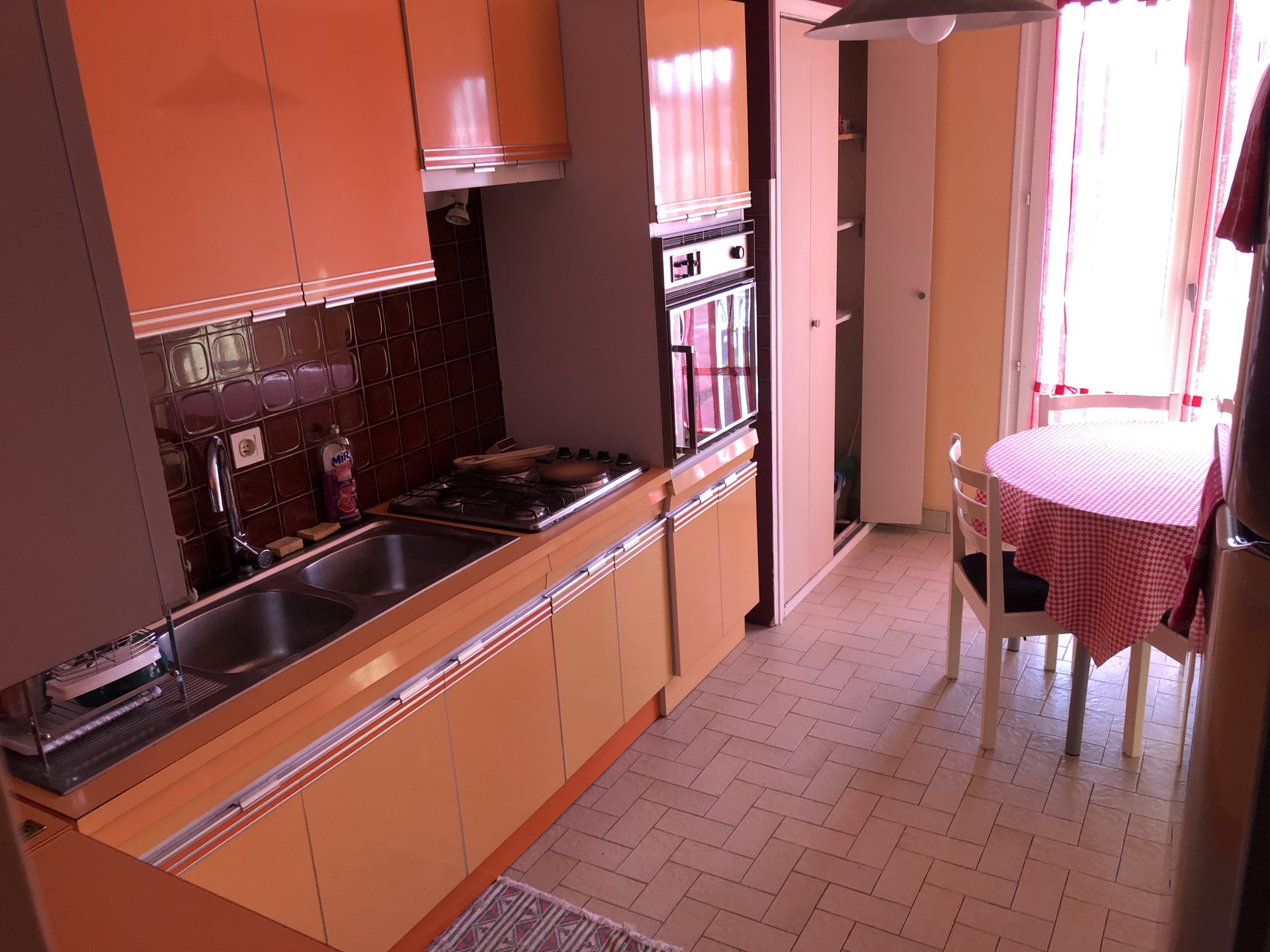 FARNAY,  APPARTEMENT  2/ 3 CHAMBRES .