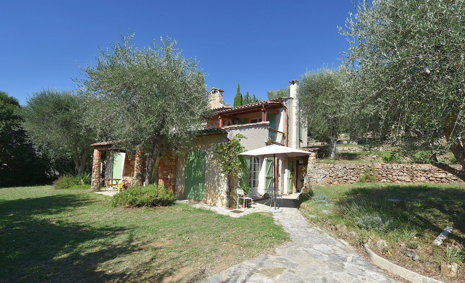 Rental Villa - Biot Village