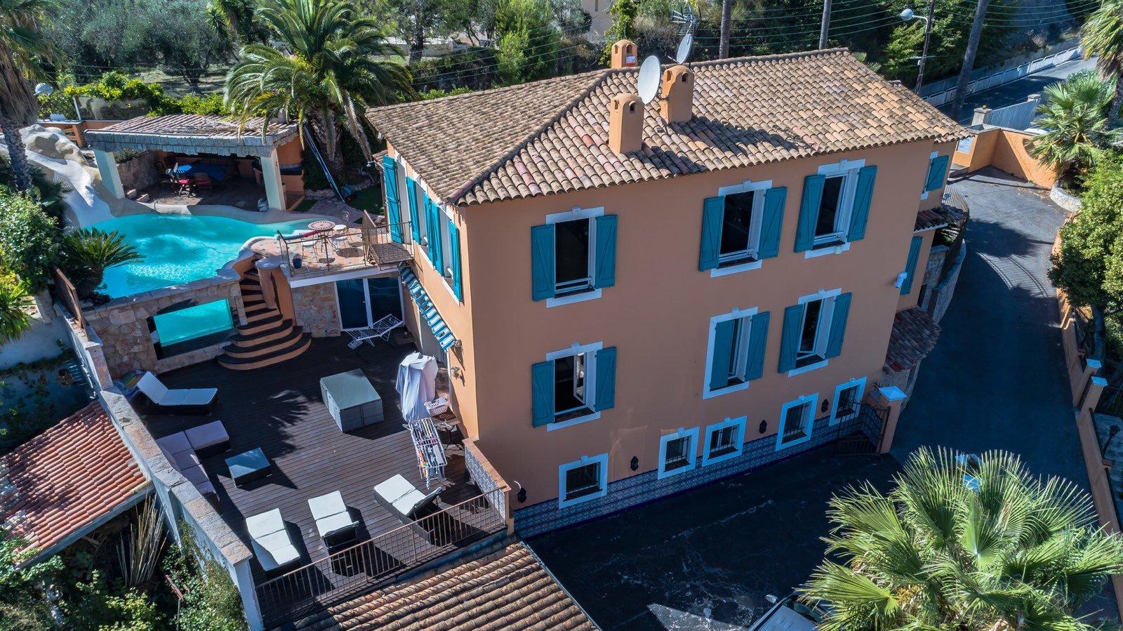 Sale Villa - Nice Saint Pierre de Féric