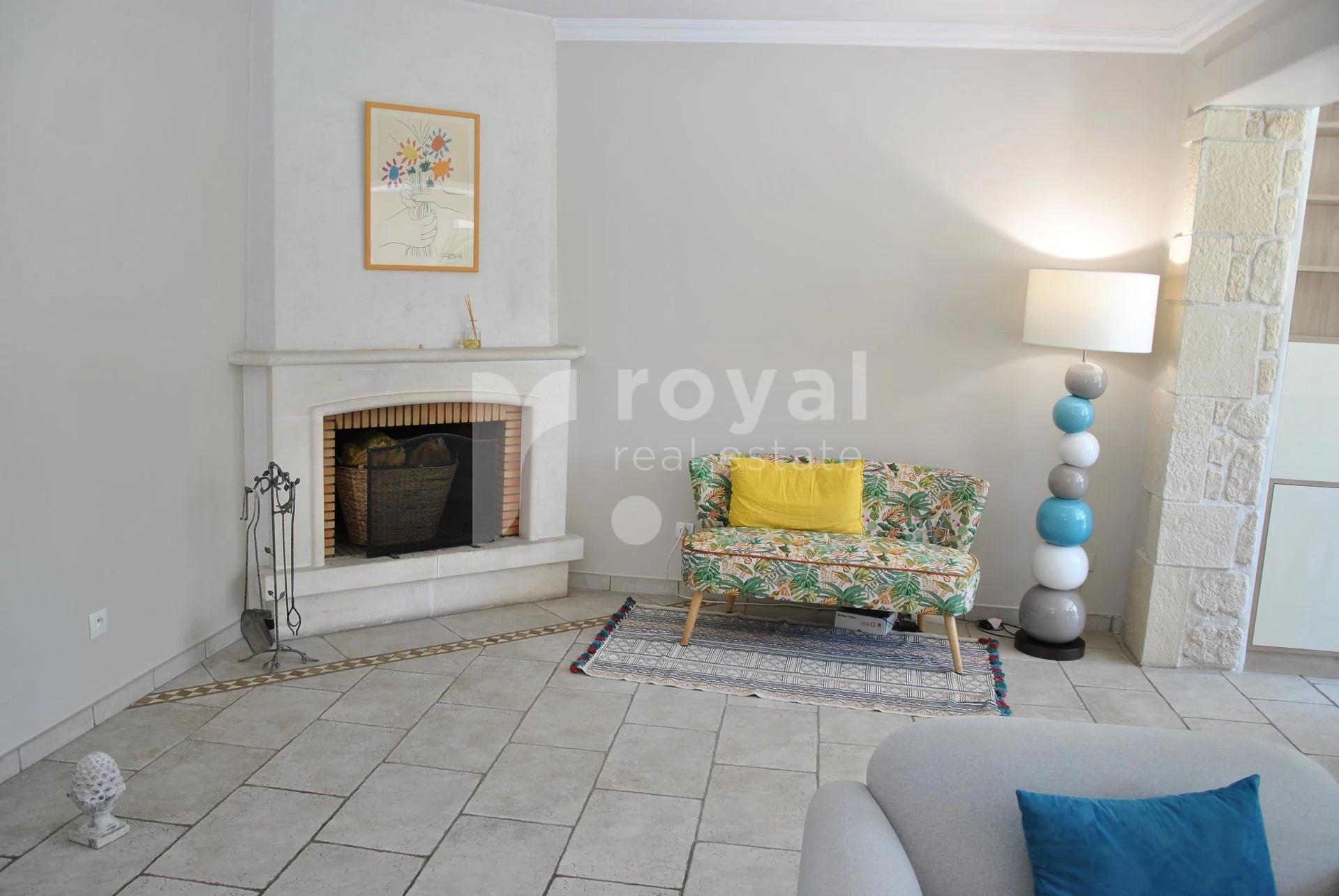 Villa à louer en meublée - Mougins Golf