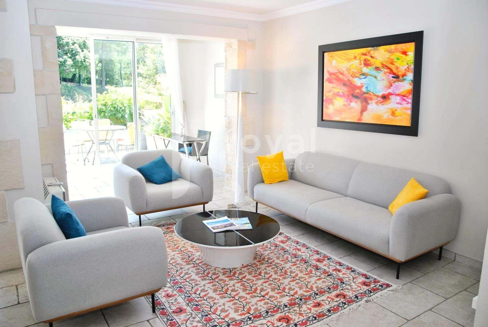 Villa for rent - Mougins Golf