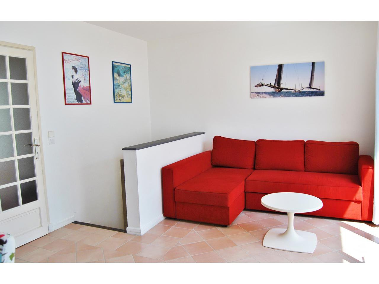 2 bedrooms villa with 2 parking space and garden  in Cap d'Ail