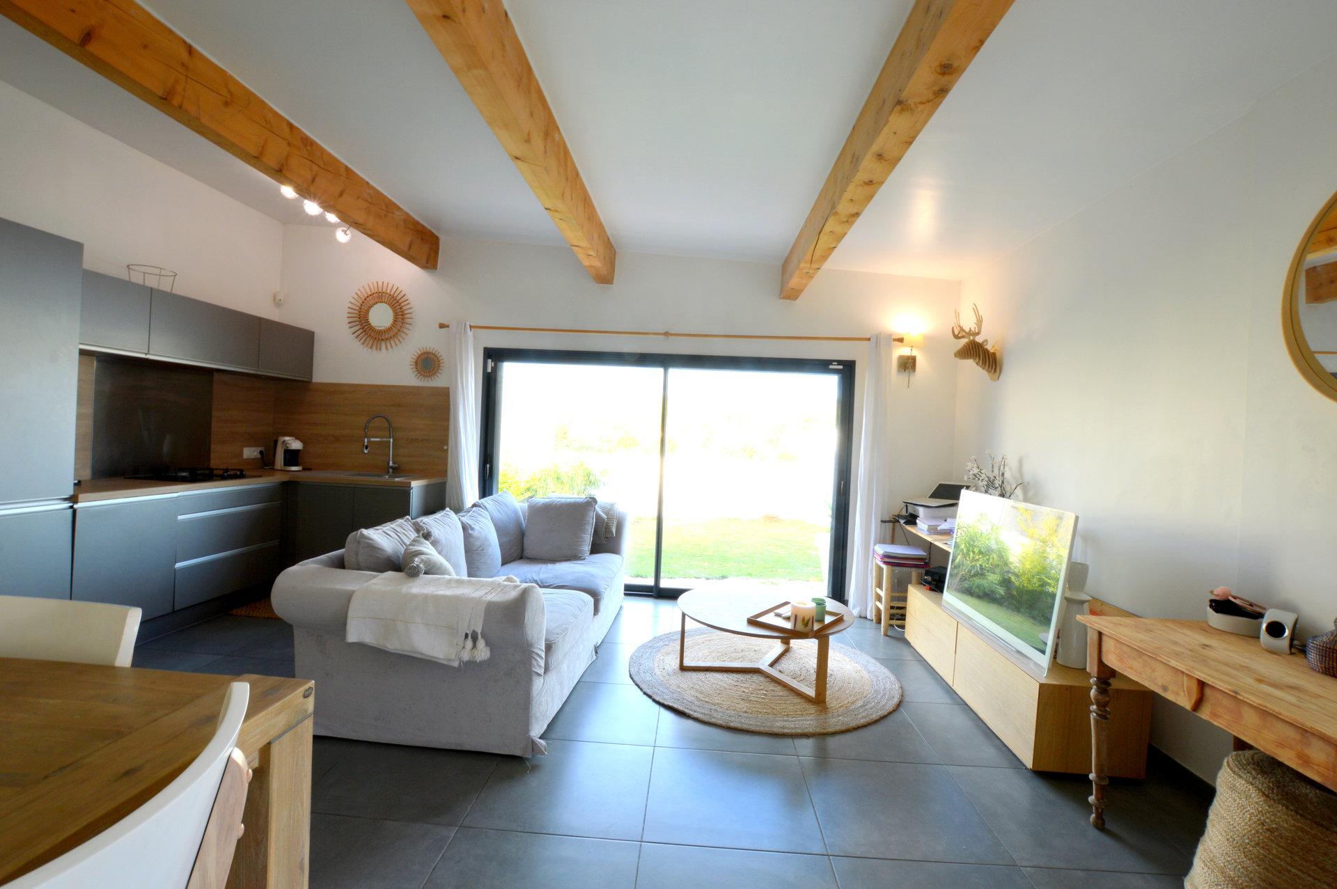 Maison 3 Pièces 34540  Balaruc-les-Bains