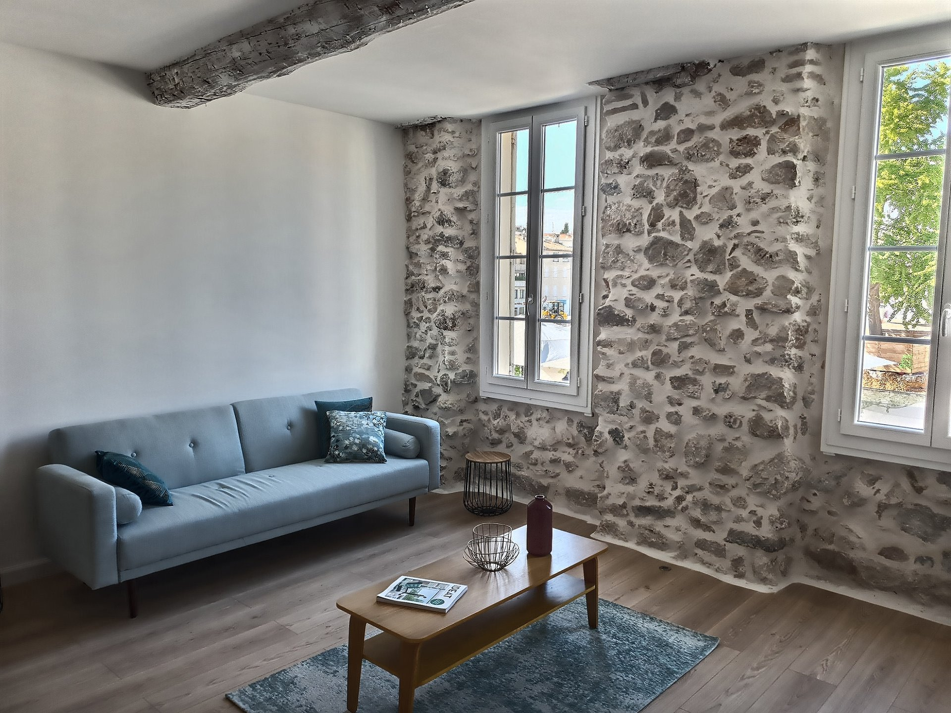 HEARTH OF VIEIL ANTIBES - 3/4 rooms of 85 m²
