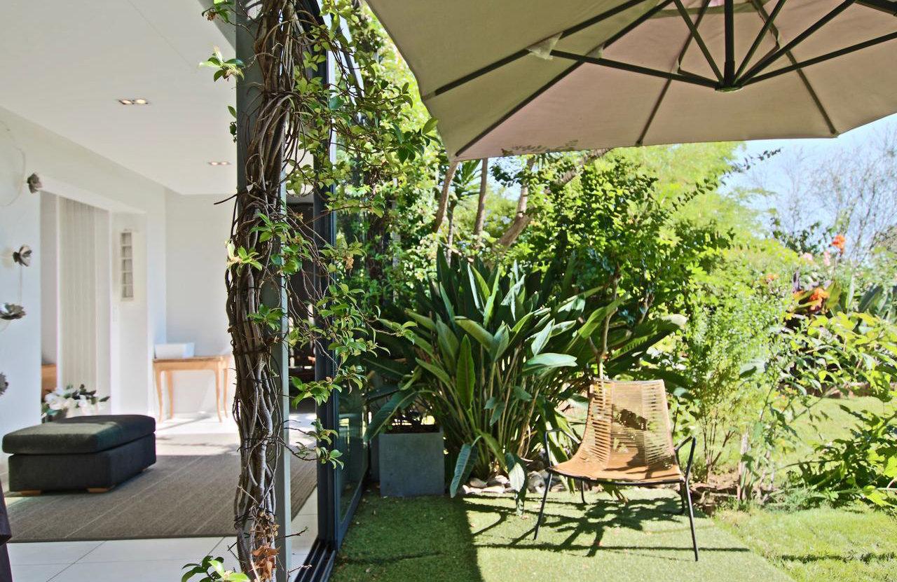5P avec grand jardin - Nice Cimiez