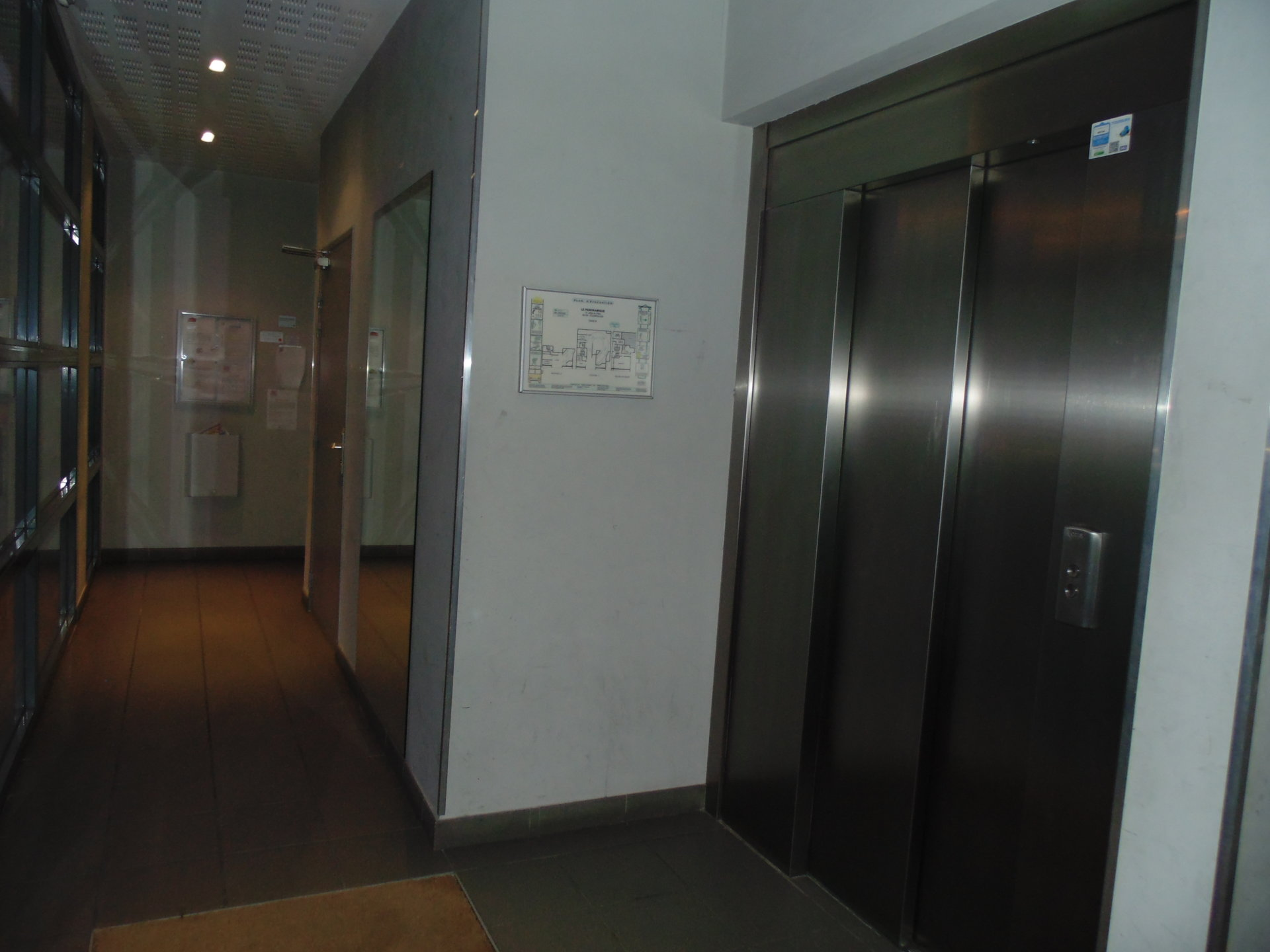 T1 Bis ,  Echirolles   - clinique des Cèdres