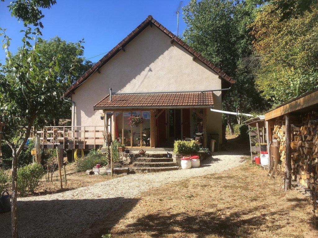 Komfortabeles Haus zum Verkauf im Morvan, Burgund