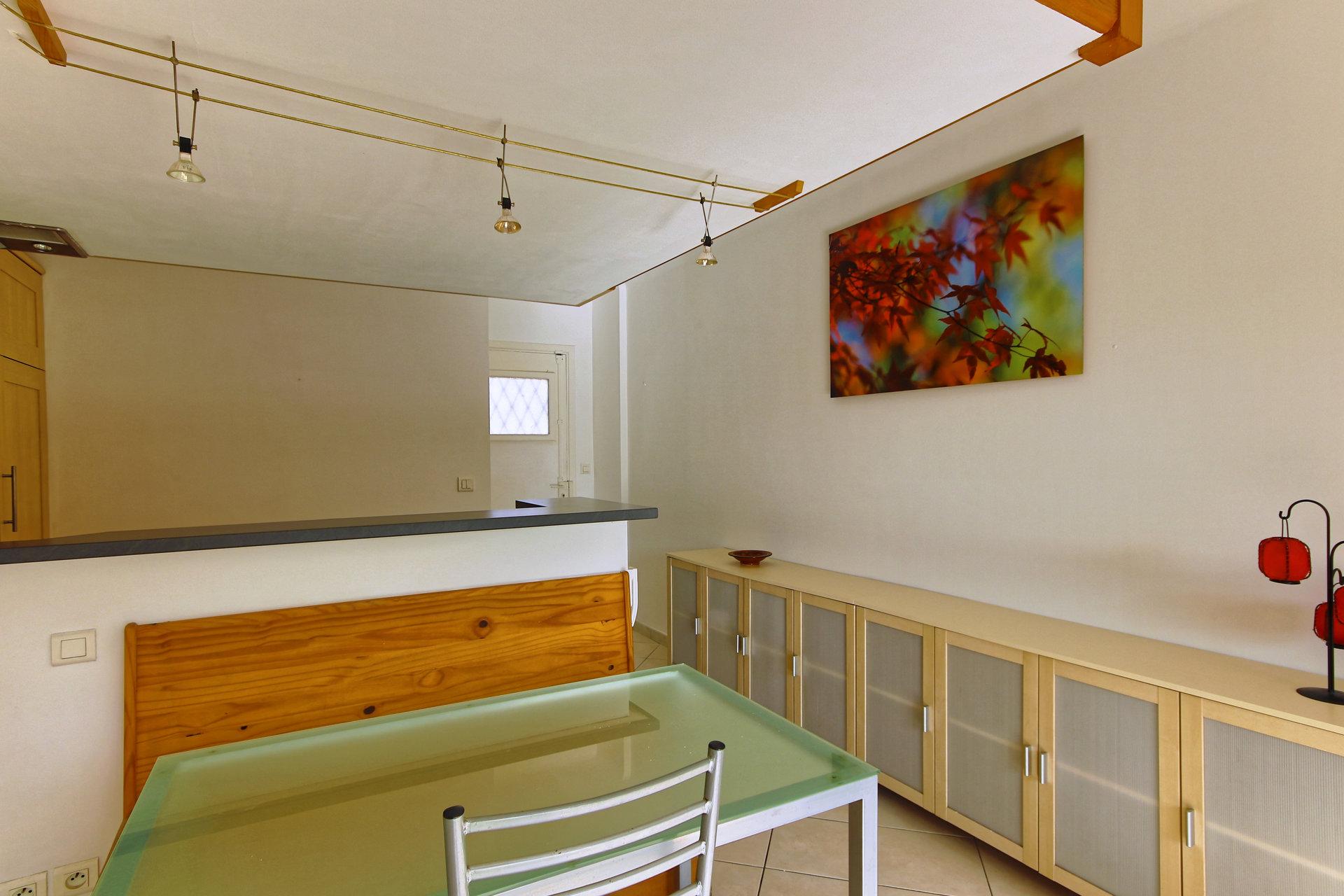 Studio dernier étage sans vis à vis
