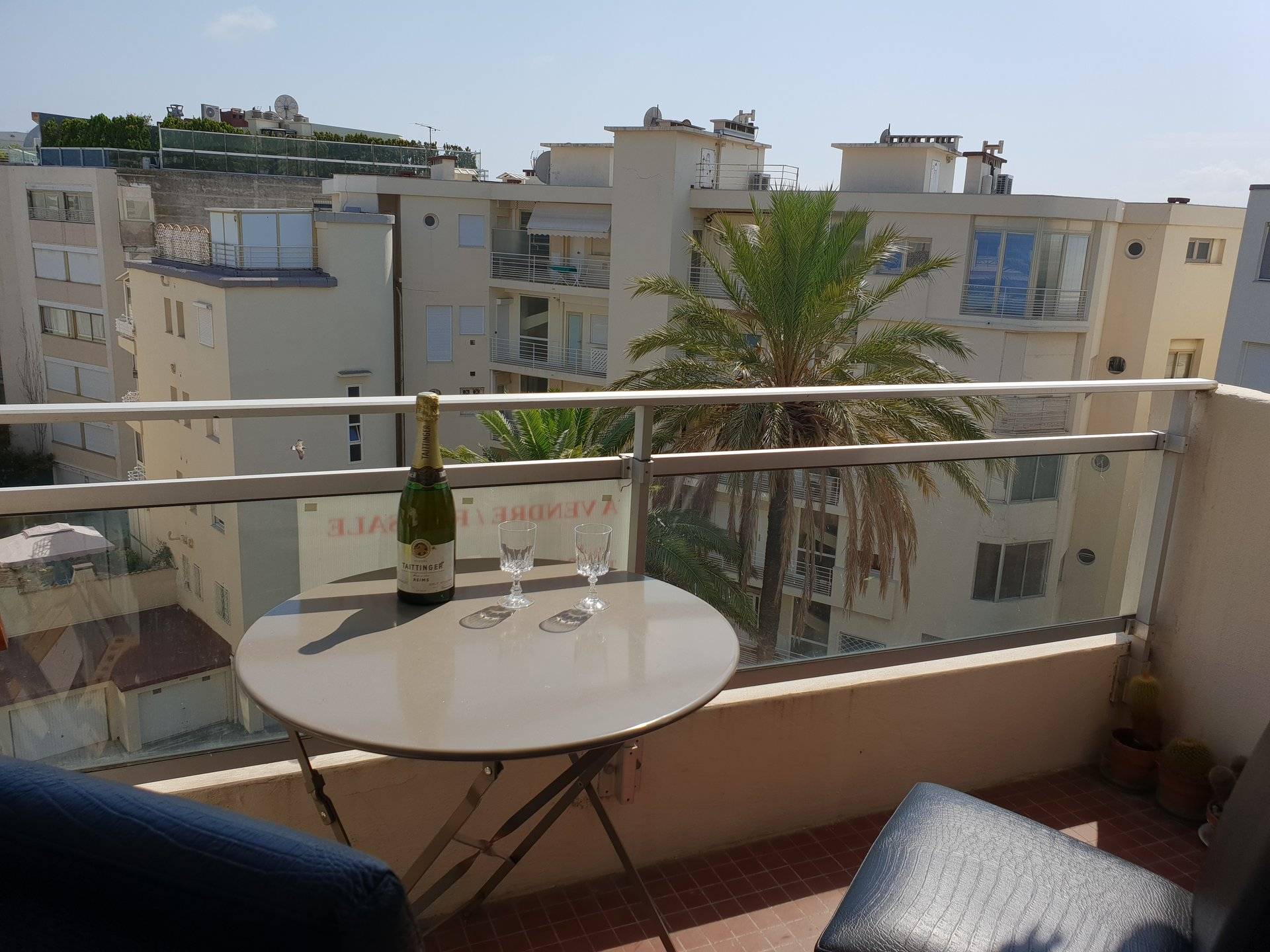 Studio for sale in Palm Beach district of Cannes