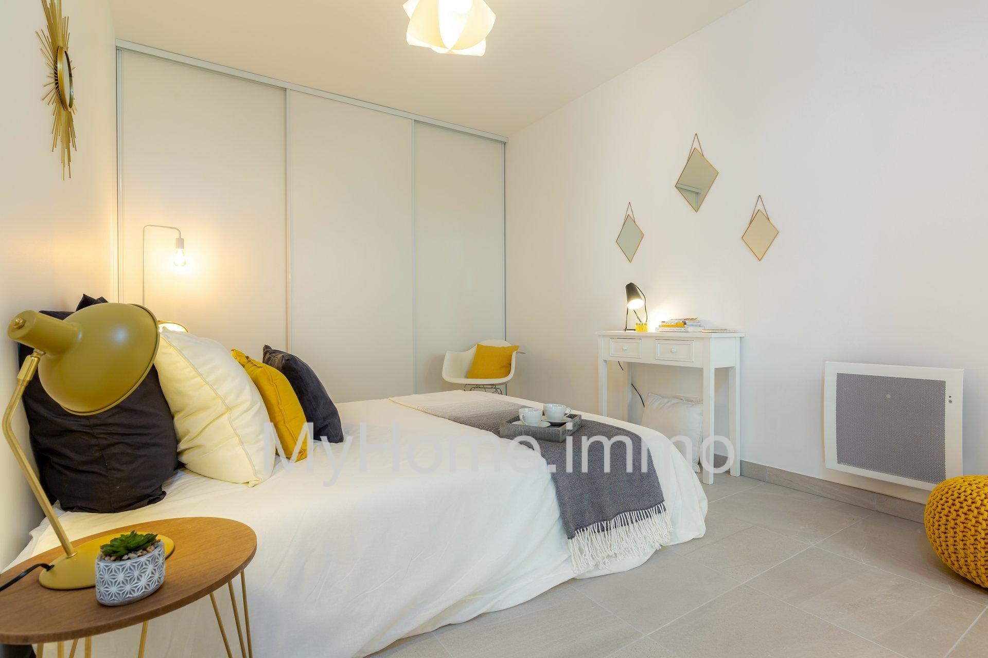 NICE Port / Riquier  2Pc de 39 m² + terrasse