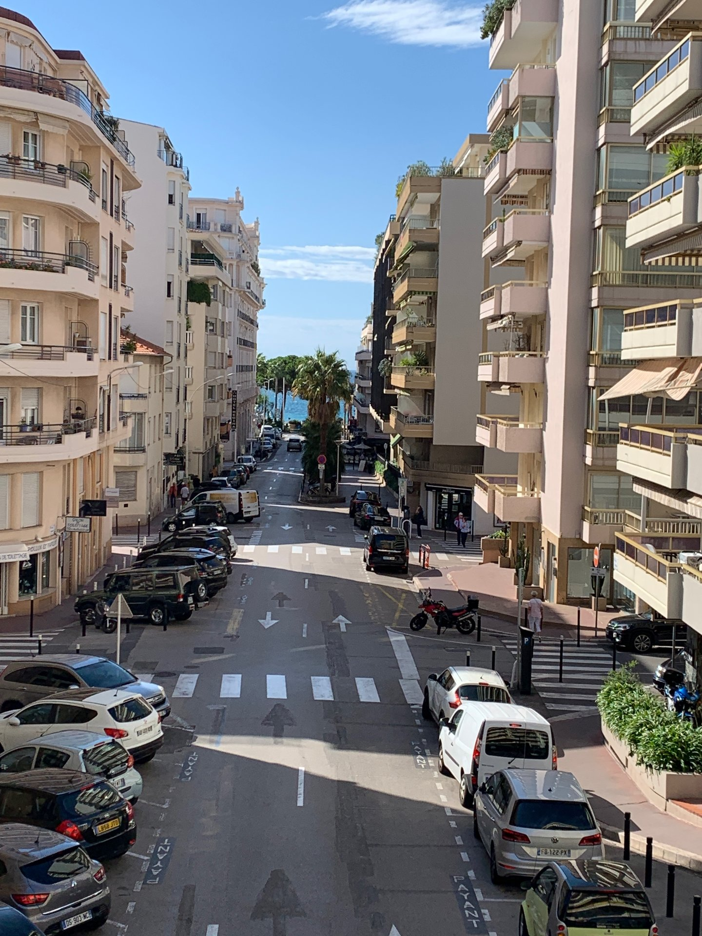 Studio 2 personnes (Cannes Centre)