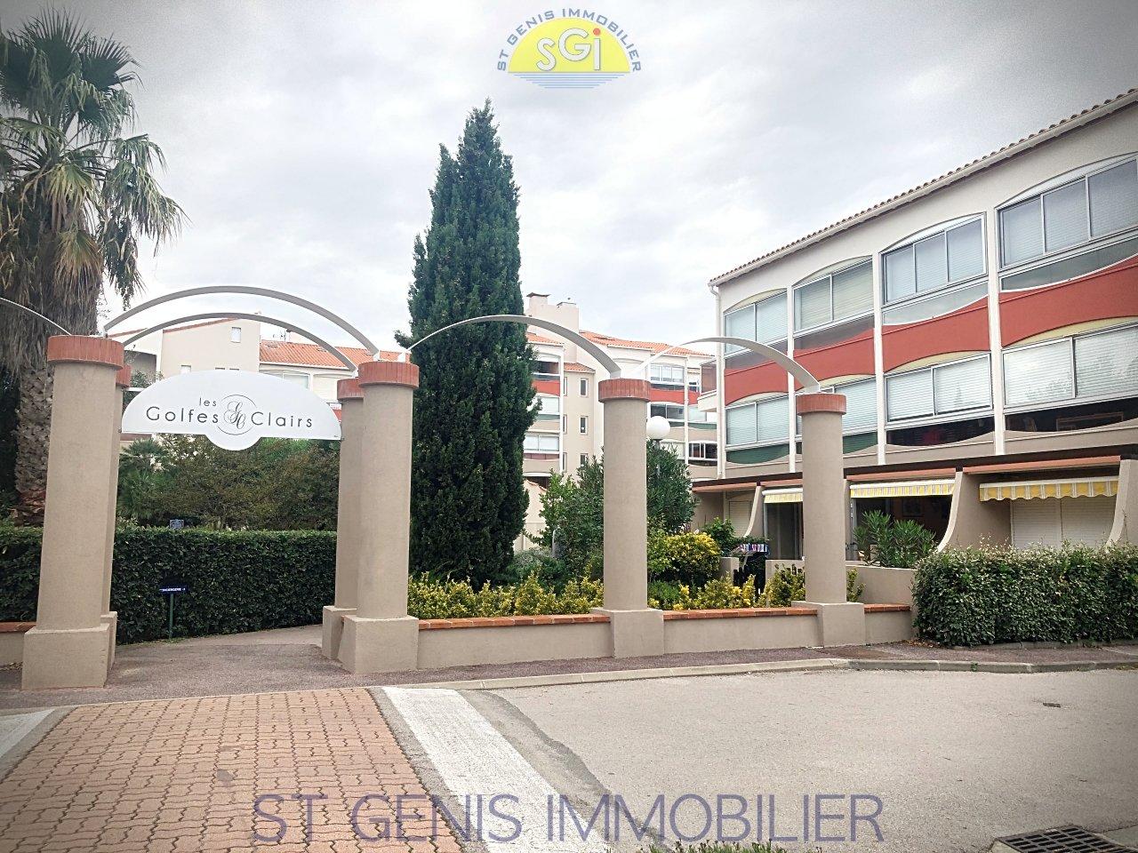 Appartement Duplex  F2 avec parking à Argelès-sur-Mer