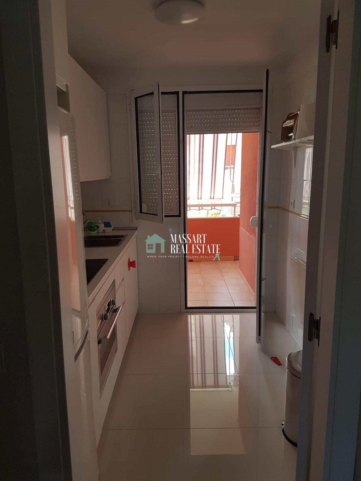 FOR SALE in El Camisón (Playa de las Américas), practical apartment of 85 m2.