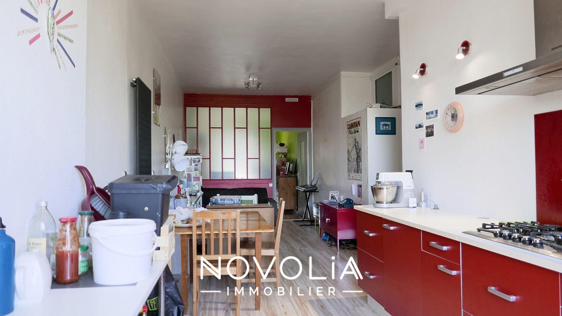 Achat Appartement Surface de 65 m², 3 pièces, Lyon 3ème (69003)