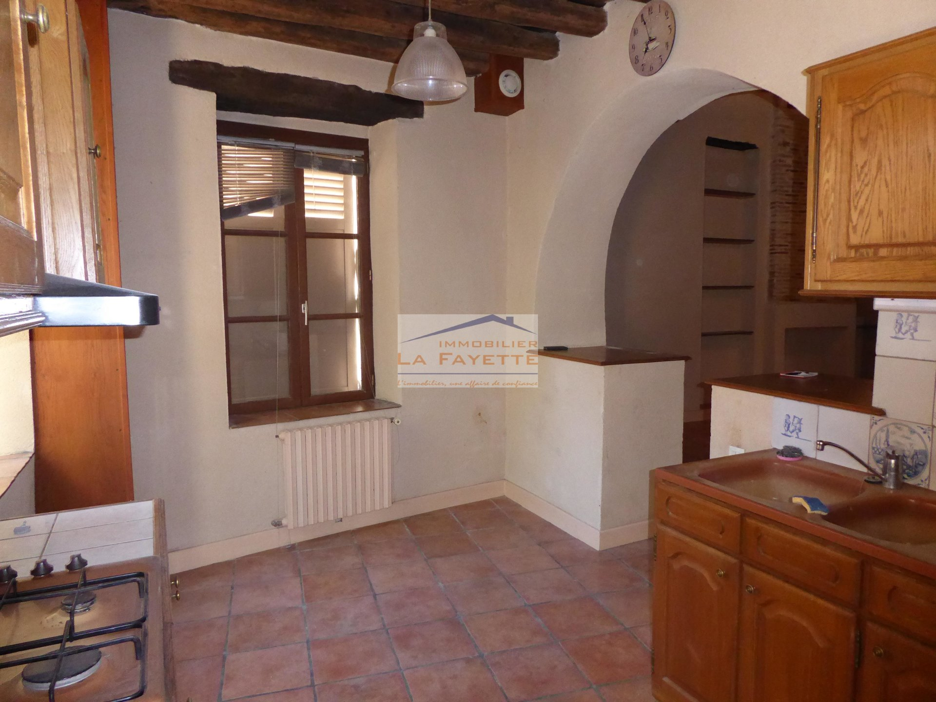 Sale Terraced house - Châteauroux