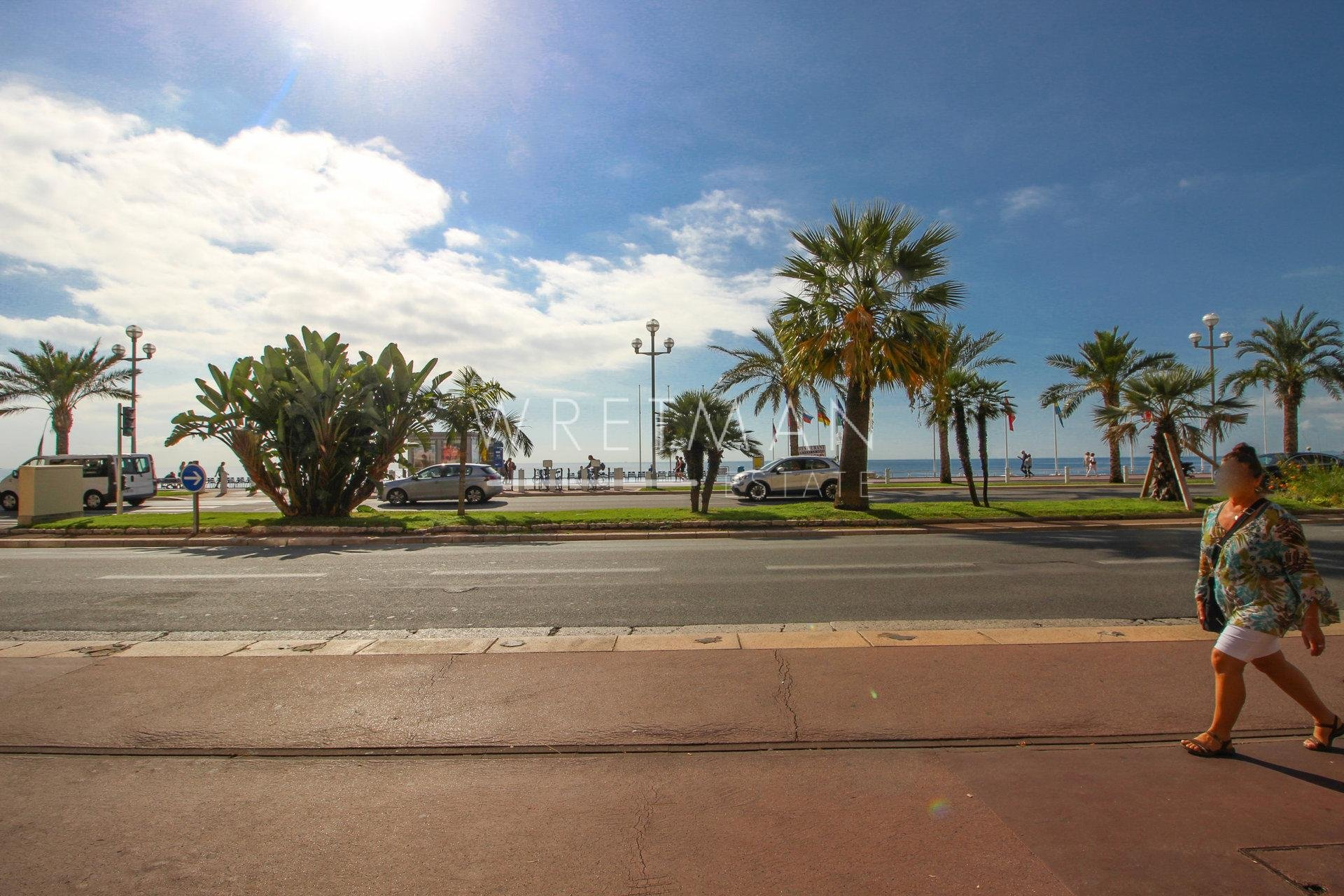 Local commercial/appartement - Nice Promenade des Anglais